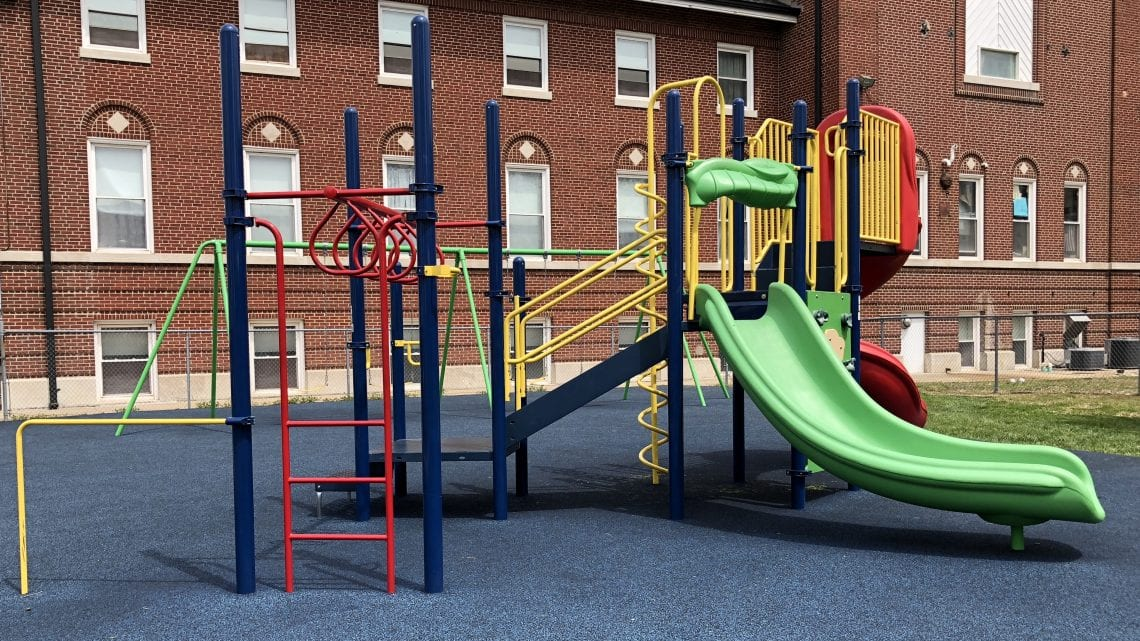 Playground for Young Heartland Patients | HeartlandBehavioral.com